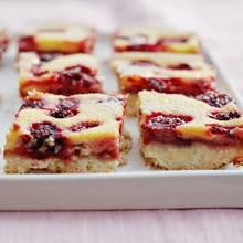 Wakacyjny przysmak – ciasto z malinami