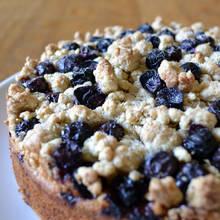 Jak upiec ciasto z borówkami amerykańskimi?