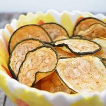 Zaskakujące chipsy z cukinii