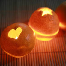 Jak wykorzystać pomarańczę do zrobienia lampionu?