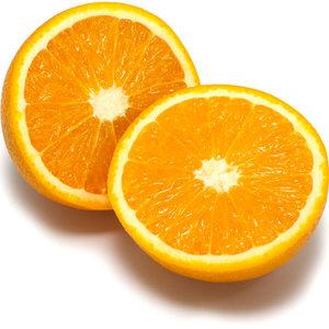 Lampion z pomarańczy – krok drugi