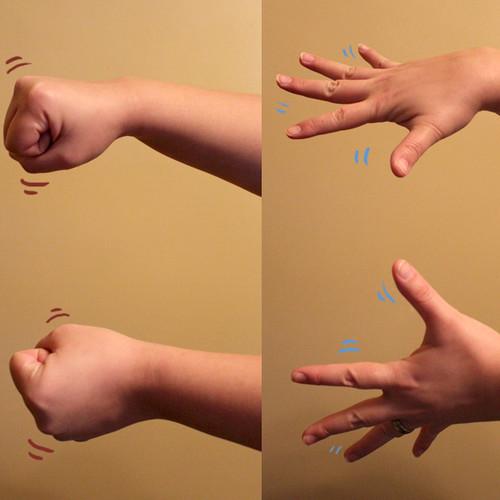 Łatwe ćwiczenia zapobiegające cieśni nadgarstka