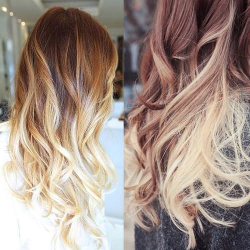 Jak wykonać ombre na włosach?