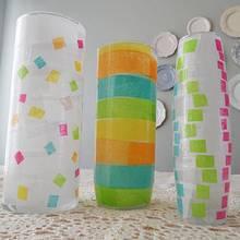 Jak ozdabiać szklane przedmioty metodą odwróconego decoupage?