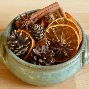 Jak wykonać potpourri o cytrusowym zapachu?