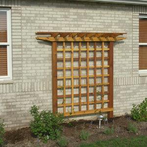 Jak zbudować drewniany trejaż?