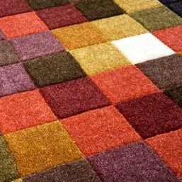 Wykładzina dywanowa w płytkach