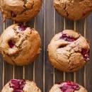 Pyszne muffinki z powidłami śliwkowymi