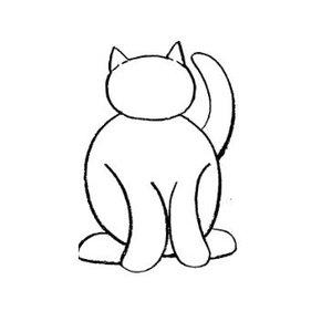 Jak narysować kota – krok trzeci