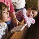 Jak nauczyć dziecko dobrego zachowania w kościele?