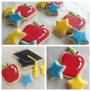 Specjalne ciasteczka na Dzień Nauczyciela