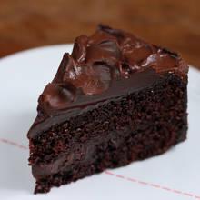 Pyszne czekoladowe ciasto dla dzieci