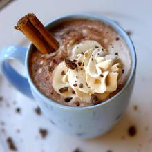 Gorąca meksykańska czekolada na jesień
