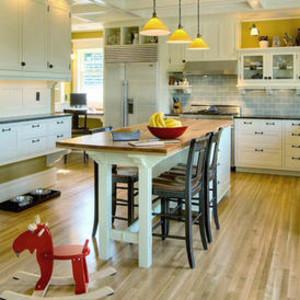 Jakie kolory są modne w kuchni?