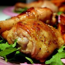 Jak przygotować kurczaka z miodem i kardamonem?