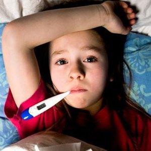 Kiedy należy obniżać gorączkę u dzieci?