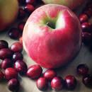 Doskonałe jabłka pieczone z żurawiną