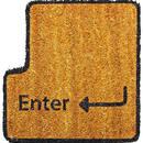 Ozdobna wycieraczka pod drzwi – jak zrobić?
