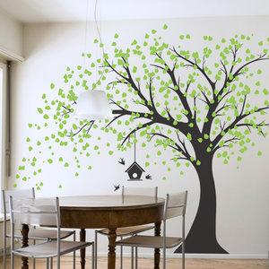 Motyw drzewa we wnętrzach – sposób czwarty