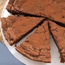Pyszne warstwowe brownie na deser