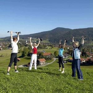 Jak nauczyć się chodzenia Nordic Walking?