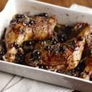 Pyszny kurczak w sosie balsamicznym