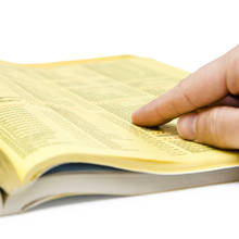 Jak zrobić ciekawą podstawkę z książki telefonicznej?