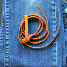 Jak wykonać torebkę ze starych spodni?