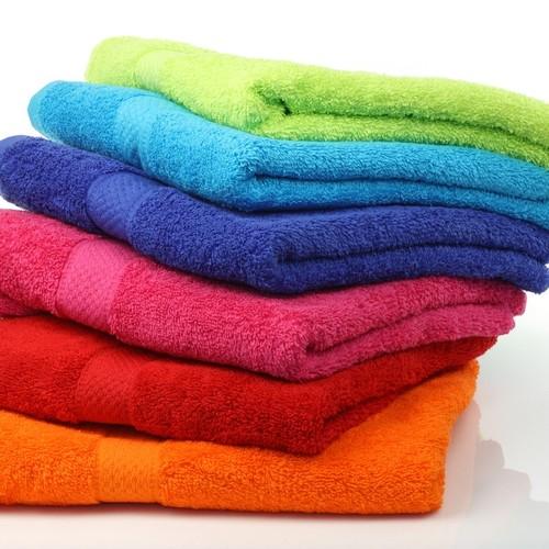 Jak sprawić, żeby ręczniki były miękkie?
