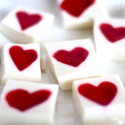 Walentynkowe galaretki – jak je zrobić?