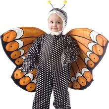 Prosty sposób na strój motyla dla dziecka