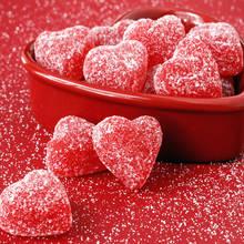 Jak przygotować cukier w kształcie serc?