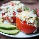 Nietypowe pomidory faszerowane tuńczykiem