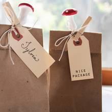 Sposób wykonania torebki prezentowej z gazety