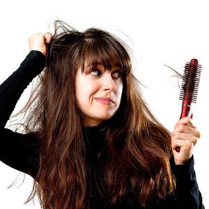 Czesania włosów