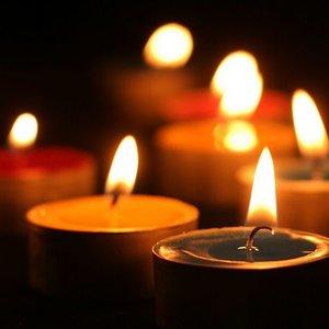 Romantyczny blask świec