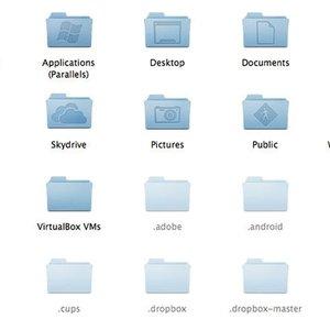 Ukryte pliki w Windows 7