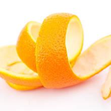 Łatwy sposób wybielania zębów pomarańczą
