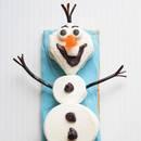 Bałwanek Olaf jako smaczna przekąska
