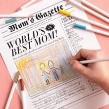 Jak zrobić ciekawą kartkę urodzinową dla mamy?
