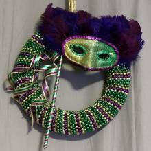 Oryginalna maska na bal karnawałowy