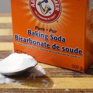 Soda oczyszczona dla zębów
