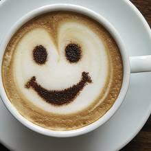 Zasady używania szablonów do kawy