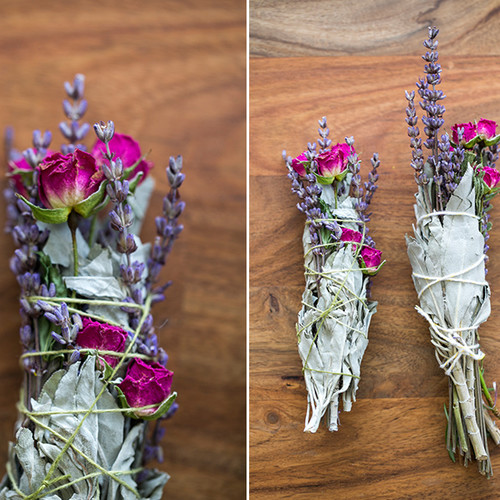 Jak zrobić aromatyczną pałeczkę lawendową?