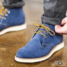 Prosty sposób prania zamszowych butów