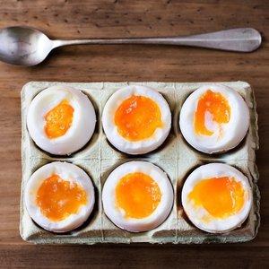 Jajka i dodatki