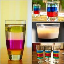 Jak przygotować oryginalne warstwowe drinki?