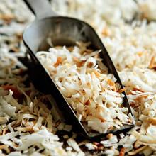 Jak przygotować prażone wiórki kokosowe?