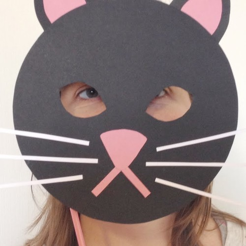 Jak przygotować maskę kota?