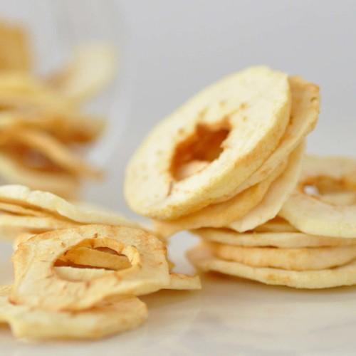Prosty sposób na smaczne i zdrowe chipsy jabłkowe
